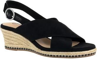 Bella Vita Espadrille Wedge Sandals- Nadette II