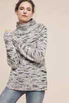 Cloth & Stone Gerarda Speckled Turtleneck