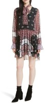 Rebecca Minkoff Women's Fiona Print Shift Dress