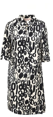 Marni Printed Shirt Dress