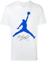 Nike basketball print T-shirt