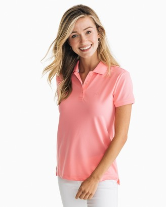 Southern Tide Jackee Performance Polo Shirt