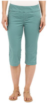 """Miraclebody Jeans Rudy 17"""" Cuffed Sateen Shorts"""
