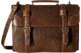 Scully Squadron Satchel Briefcase Briefcase Bags
