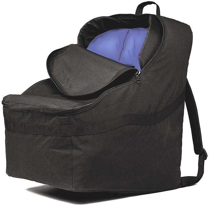 J L Childress Ultimate Padded Backpack Car Seat Travel Bag