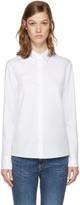 Rag & Bone White Poppy Shirt