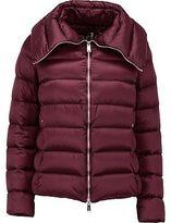 ADD White Goose Down Collar Jacket - Women's