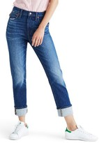 Madewell Women's The High-Rise Slim Boyjean