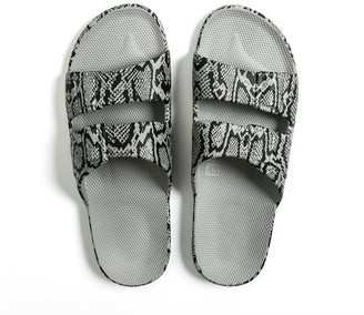 Freedom Moses Slippers Cobra Grey - 35/36 - 2,5/3,5 - Women5/6
