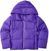 Ralph Lauren Insulated Hooded Jacket, Big Girls (7-16)
