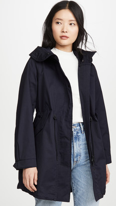 Woolrich Over Trench Coat