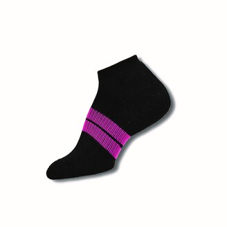 Thorlos Women's 84 N Running Thick Padded Low Cut Sock