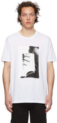 HUGO White Dessay T-Shirt