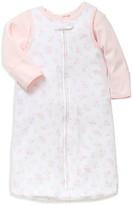 Little Me Girls' Petals Top & Sleep Bag Set