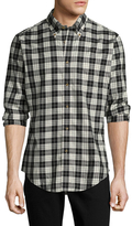 Brooks Brothers Twill Tartan Aragon Sportshirt