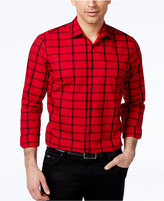 Alfani Men's Slim Long-Sleeve Shirt, Only at Macy's