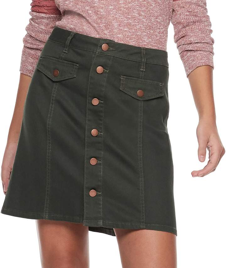 e94ab2ca54 Junior Mini Skirt - ShopStyle