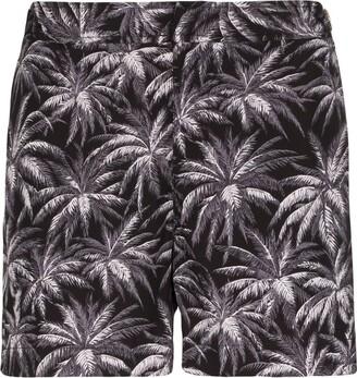Orlebar Brown x Setter palm-print swim shorts