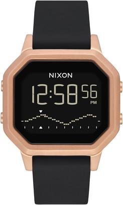 Nixon Siren Digital Watch, 36mm
