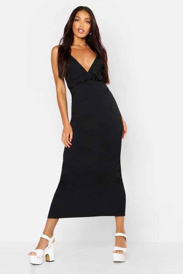 031ec96bc515 Ruffle Maxi Dress - ShopStyle Australia