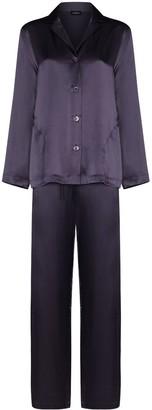 La Perla Two-Piece Pajama Set