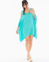 Soma Intimates Cold Shoulder Cover Up Swing Dress
