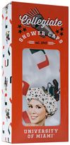 Betty Dain University of Miami Collegiate Shower Cap