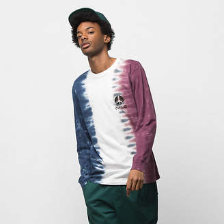 Vans Peace Dyed Long Sleeve T-Shirt
