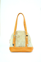 Arisch Yellow Mini Mary Bag