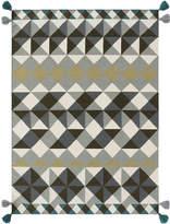 Gandia Blasco Kilim Mosaiek Grey Rug 200x300