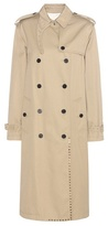 Valentino Rockstud Untitled Trench Coat