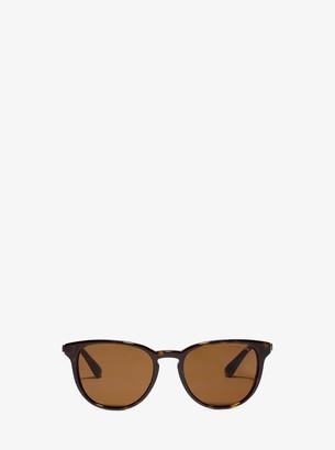 MICHAEL Michael Kors Piper Round Sunglasses