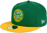 New Era Oakland Athletics Twist Up 59FIFTY Cap