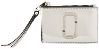 MARC JACOBS, THE Zip wallet with wrist strap