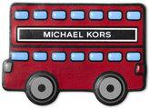MICHAEL Michael Kors Jet Set Go Red Bus Sticker
