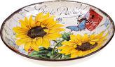 Certified International Sunflower Meadow Pasta Serving Bowl