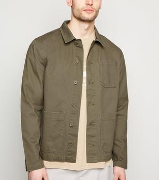 New Look Utility Lightweight Jacket