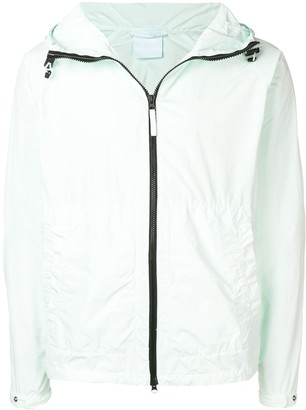 Aspesi hooded zip-up jacket