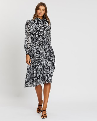 Atmos & Here Kendall Midi Dress