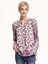Old Navy Hi-Lo Blouse for Women