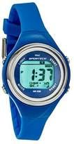 Sportech Women's | Thin Band Water Resistant Swim Sport Watch (blue)