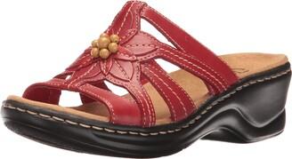 Clarks Women's Lexi Myrtle Platform & Wedge Sandals