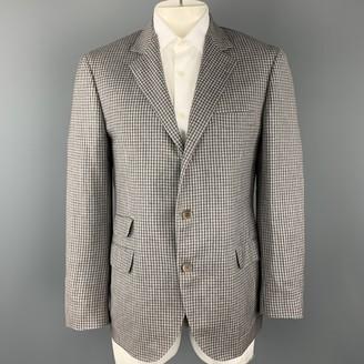 Brunello Cucinelli Grey Wool Suits
