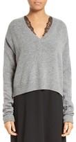 McQ by Alexander McQueen Women's Wool & Cashmere Cutout Sweater