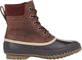 Sorel Men's CheyanneTM Lace Full Grain Boots-BROWN