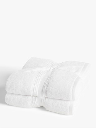 John Lewis & Partners Cotton Towels, Pack of 2