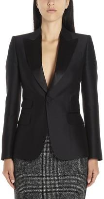 DSQUARED2 Single Breasted Tuxedo Blazer