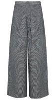 Rosie Assoulin Ziggy hound's-tooth wool-blend trousers