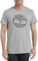 Timberland Pattern Tree Tee