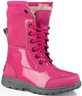 UGG Girls' Butte II Cold-Weather Waterproof Patent Boots